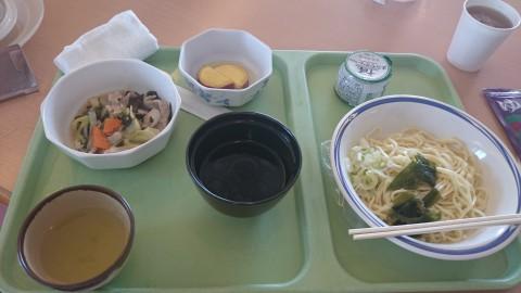 【9/12(土)】昼食